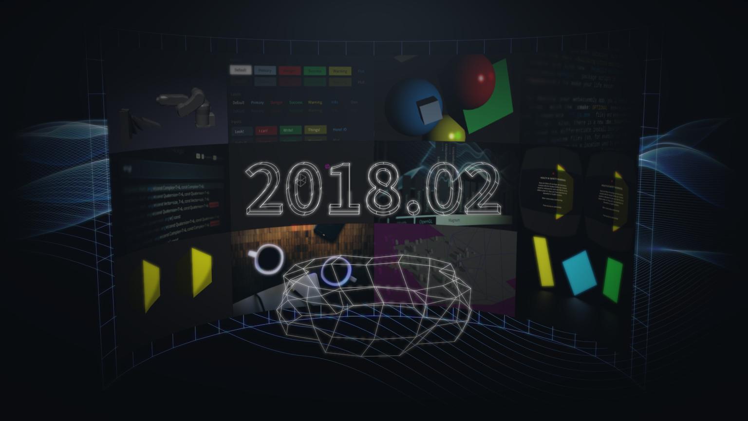Magnum 2018 02 released | Magnum Engine Blog